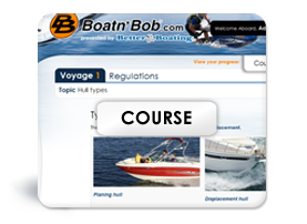 Get Your Boating License Today! BOATNBOB.COM