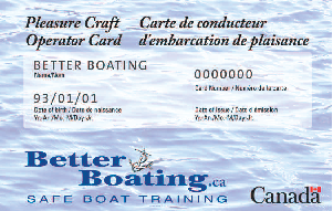 Get Your Manitoba Boating License Today! BOATNBOB.COM